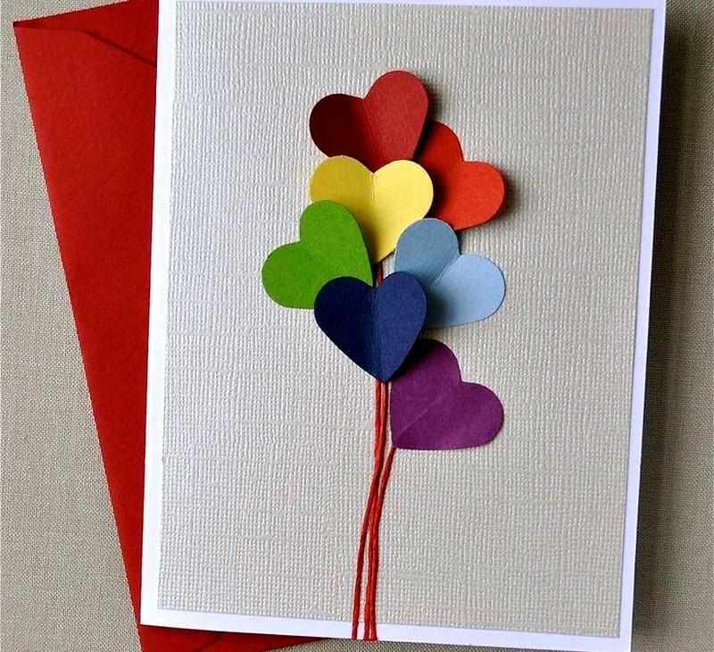 Из открыток и картона 82