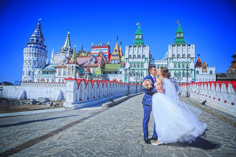 Где красивые места в москве для фотосессий
