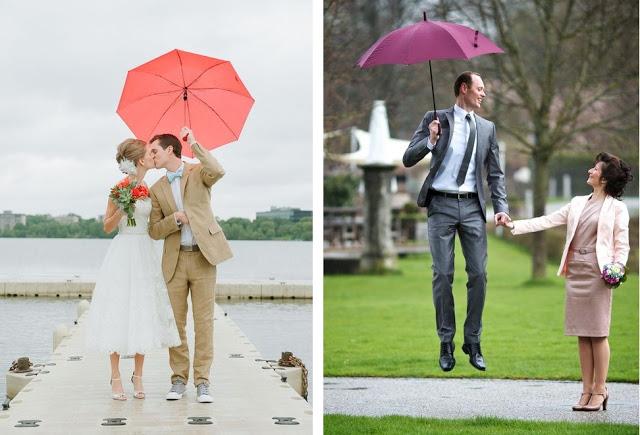 Если будет дождь в день свадьбы