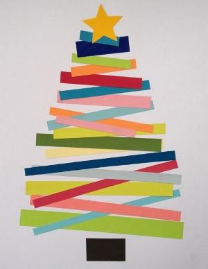Идеи новогодних открыток своими руками - Хорошего понемножку